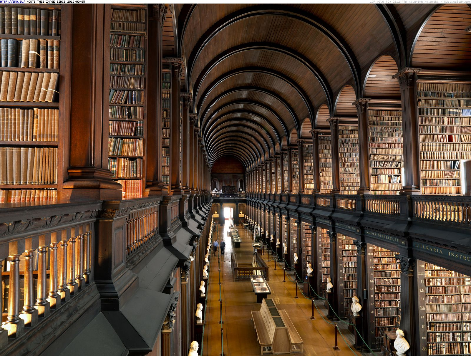 old-library-trinity-college